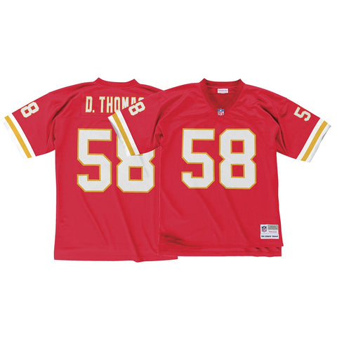 Derrick Thomas Kansas City Chiefs Mitchell & Ness 1994 Legacy Home Men's Jersey