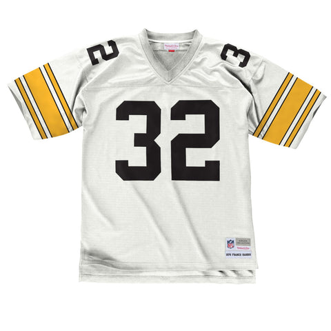 Franco Harris Pittsburgh Steelers Mitchell & Ness 1976 Legacy Away Men Jersey