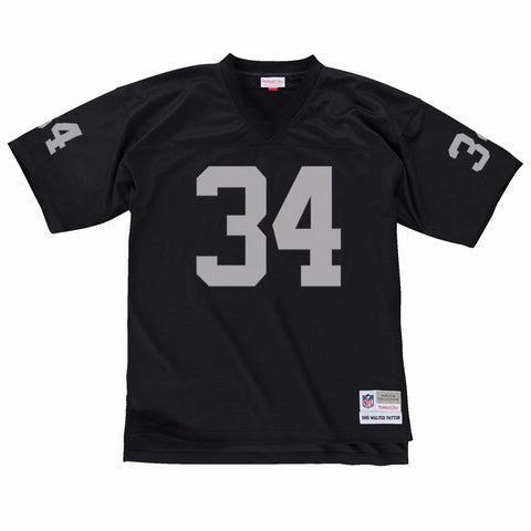 Bo Jackson 1988 Oakland Raiders Mitchell & Ness Home Black Legacy Jersey Men's