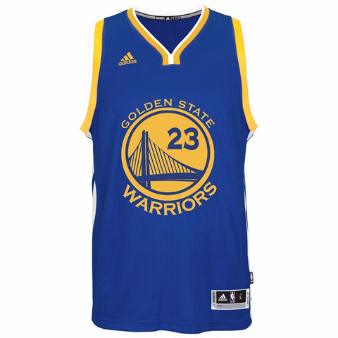 Draymond Green NBA Adidas Golden State Warriors Climacool Road Jersey Men's