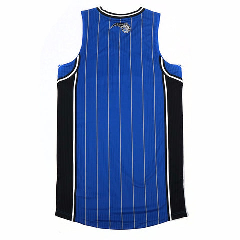 Orlando Magic adidas Authentic On-Court Team Issued Pro Cut Blue Jersey Men's