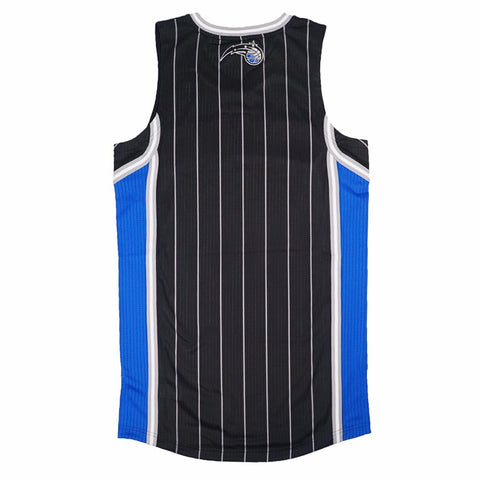 Orlando Magic adidas Authentic On-Court Team Issued Pro Cut Black Jersey Men's