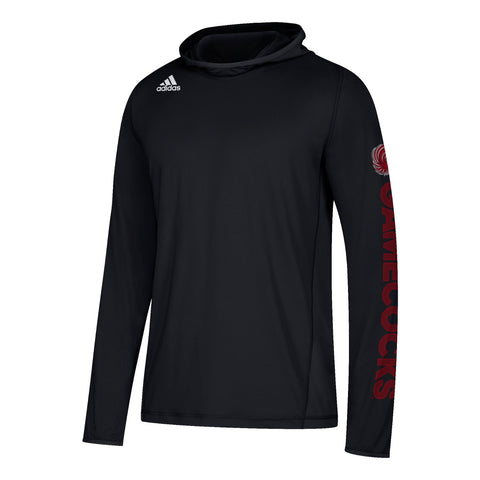 Jacksonville State Gamecocks  NCAA Adidas Men's 2018 Sideline Black Hood