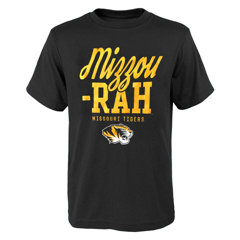"Missouri Tigers NCAA Youth Black ""Local Flavor"" T-Shirt"
