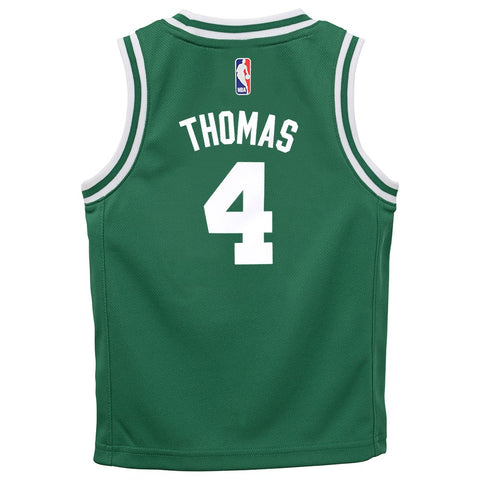 Isaiah Thomas Boston Celtics NBA Green Road Replica Jersey Toddler Size (2T-4T)
