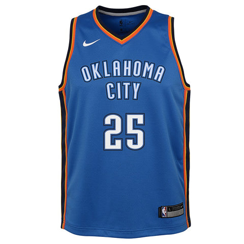 Doug McDermott Oklahoma City Thunder Nike Blue Icon Swingman Jersey Youth (S-XL)