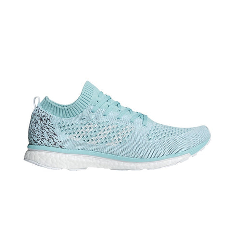 Adidas Adizero Parley Prime LTD (Blue Spirit/Cloud White/Carbon) Women's Shoes