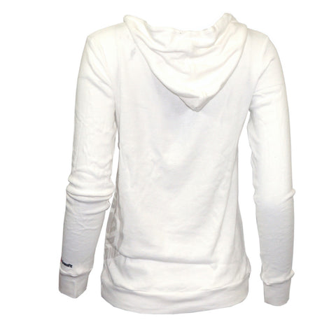 "2012 CrossFit Games Regionals Women's White ""North Central"" Hooded Thermal"