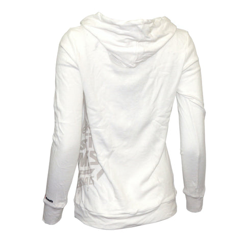 "2012 CrossFit Games Regionals Women's White ""South Central"" Hooded Thermal"