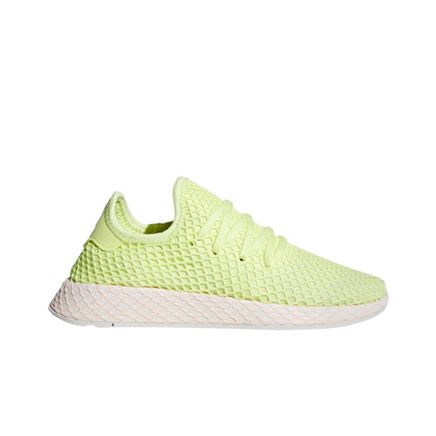 Adidas Deerupt (Glow/Glow/Clear Lilac) Women's Shoes B37599
