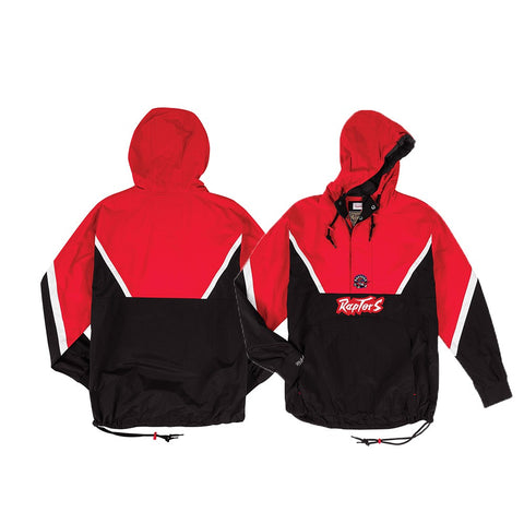Toronto Raptors NBA Mitchell & Ness Men's Red Men Jacket