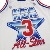 Patrick Ewing 1991 NBA All Star East Mitchell & Ness Swingman White Jersey Men's