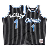 Tracy McGrady NBA Orlando Magic Mitchell & Ness Black 2003-04 Swingman Jersey