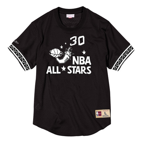 Scottie Pippen 1996 NBA All Star Mitchell & Ness Men's Mesh Crew Neck Jersey