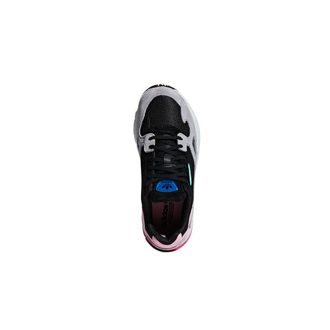 Adidas Originals Falcon (Core Black/Light Granite) Women's Shoes BB9173