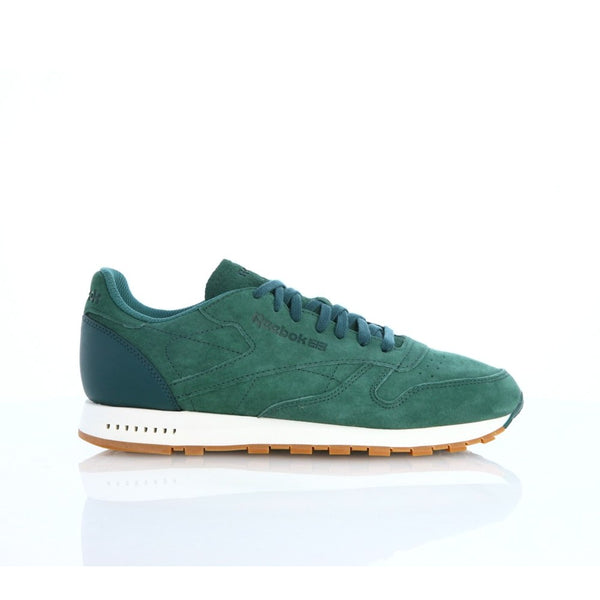 Reebok Classic Leather Sg (WASHED JADE/CHALK-GUM) Men's Shoes BD6014