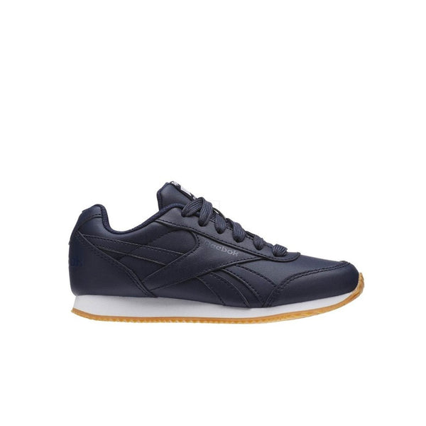 Reebok Reebok Royal Classic Jogger 2 (NAVY) Pre School Kids Shoes BS8014