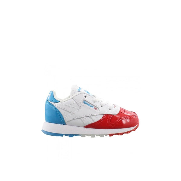 Reebok Classic Leather Dessert Pack (FT-PRIMAL RED/WHITE) Toddler Shoes BS9164