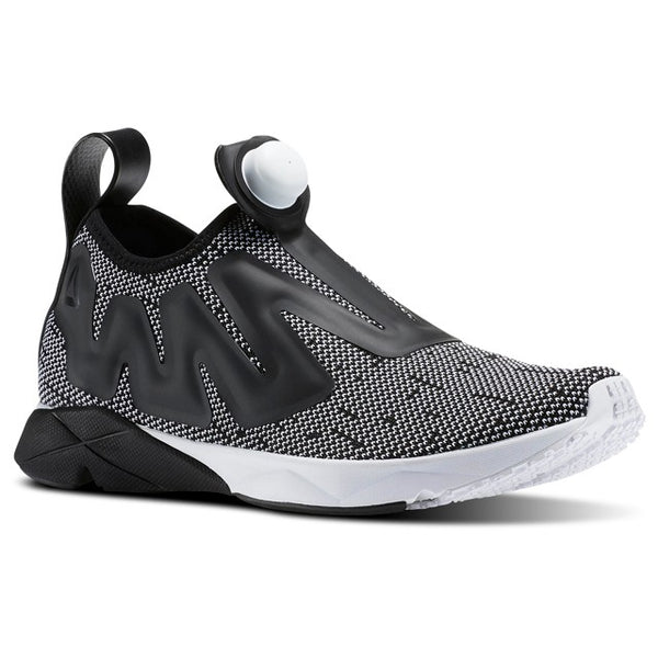 Reebok Pump Supreme Style (White/Black) Men's Shoes BS9513
