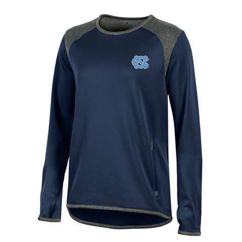 UNC Tar Heels NCAA Champion Women's (Marine Navy) Athletic Tech Performance Crew