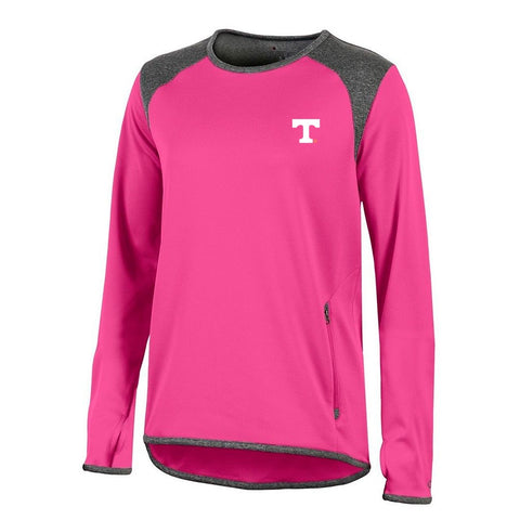 Tennessee Volunteers NCAA Champion Women's (Pink) Athletic Tech Perf. Crew