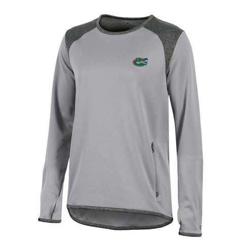 Florida Gators NCAA Champion Women's (Grey) Athletic Tech Perf. Crew