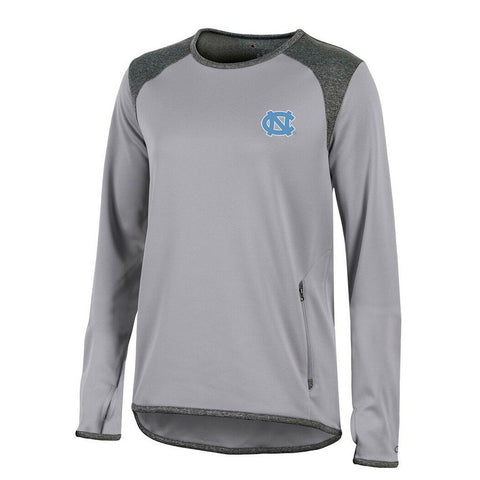 UNC Tar Heels NCAA Champion Women's (Grey) Athletic Tech Perf. Crew