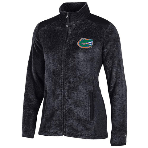 Florida Gators NCAA Full Zip Women's Team Logo Flurry Fleece Jacket by Champion