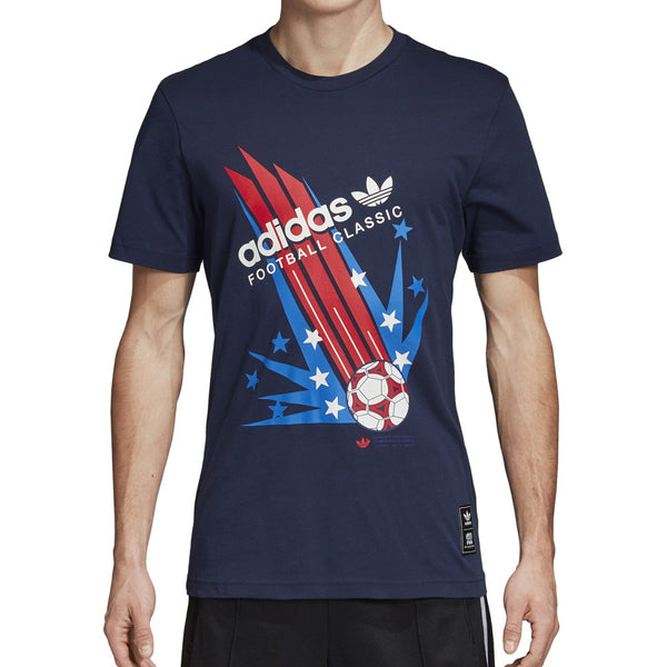 "Adidas Originals 1994 USA Global Soccer Tournament ""94 AD"" T-Shirt Men's CD6959"