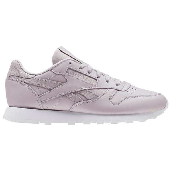 Reebok Classic Leather Ps Pastel (LAVENDER LUCK/WHITE) Women's Shoes CM9159