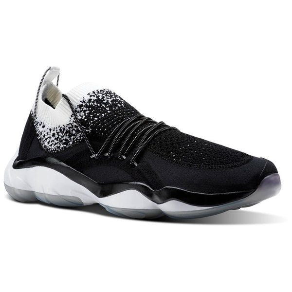 Reebok DMX Fusion HC (Black/White/Pure Silver) Men's Shoes CM9625