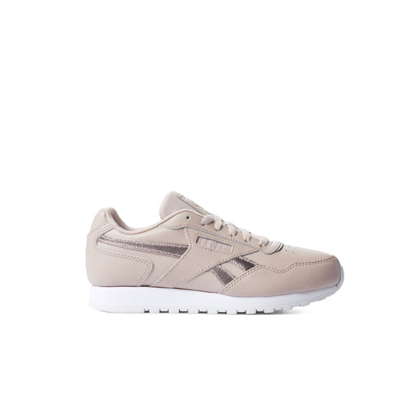 Reebok Classics Classic Leather Harman Run (US-Shell Pink/Rose Gold) Women's Shoes CN1303