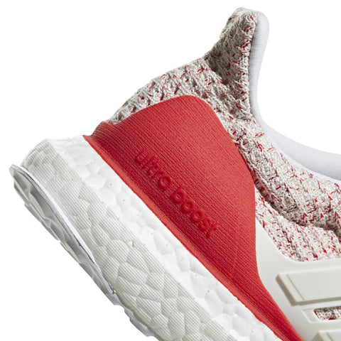 Adidas UltraBoost 4.0 (Chalk White/Active Red) Women's Shoes DB3209