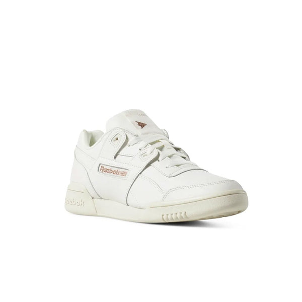 Reebok Classics Workout Lo Plus (Sea Spray/Paper White) Women's Shoes DV3776