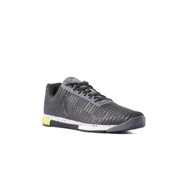 Reebok Speed TR Flexweave (Cold Grey/White/Go Yellow) Men's Shoes DV4404