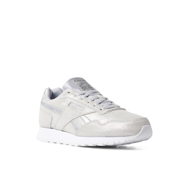 Reebok Classic Leather Harman Run (Silver Metallic/Silver) Women's Shoes DV5200