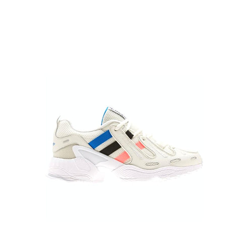 Adidas EQT Gazelle (Off White/Signal Coral/Glory Blue) Men's Shoes EF5334
