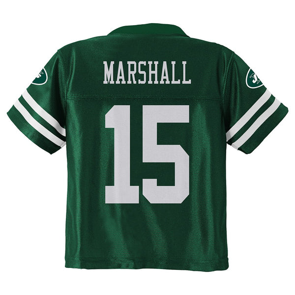 Brandon Marshall New York Jets NFL Home Green Replica Jersey Infant (12M-18M)