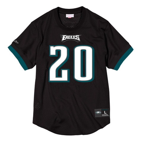 Brian Dawkins Philadelphia Eagles NFL Mitchell & Ness Men's Black Men Jersey