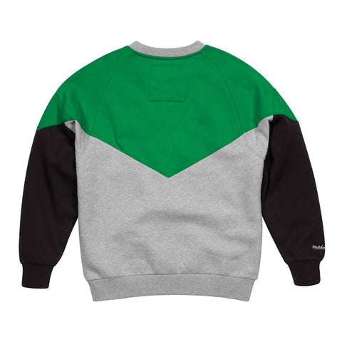 Philadelphia Eagles NFL Mitchell & Ness Men's Grey Men Sweatshirt
