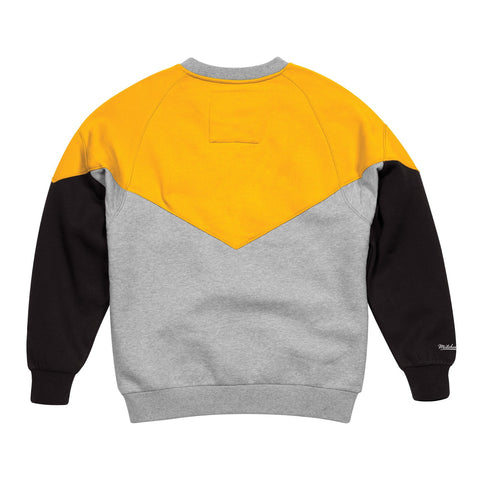Pittsburgh Steelers NFL Mitchell & Ness Men's Grey Men Sweatshirt