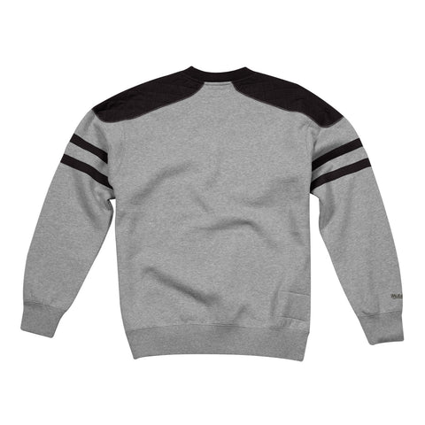 Atlanta Falcons NFL Mitchell & Ness Men's Grey Men Sweatshirt