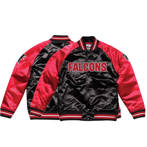 Atlanta Falcons NFL Mitchell & Ness Men's Black Men Jacket
