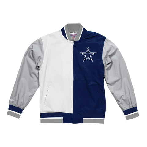 Dallas Cowboys NFL Mitchell & Ness Men's Blue Men Jacket