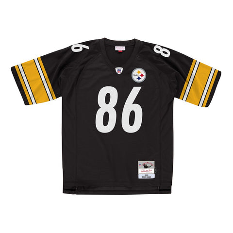 Hines Ward Pittsburgh Steelers Mitchell & Ness 2005 Legacy Home Men's Jersey