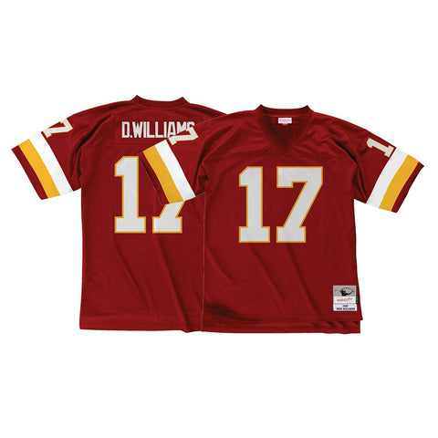 Doug Williams Washington Redskins Mitchell & Ness 1987 Legacy Home Men's Jersey