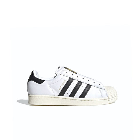 Adidas Superstar Laceless (Running White/Core Black/Running White) Men's Shoes FV3017