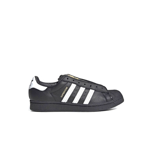 Adidas Superstar Laceless (Core Black/Running White/Core Black) Men's Shoes FV3018