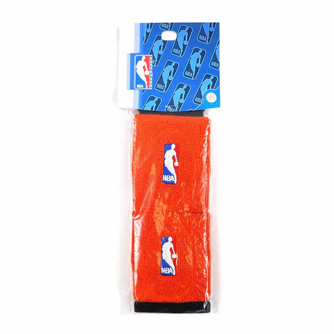 (1) Pair of Official NBA Dribbler Authentic On-Court Orange Wristbands
