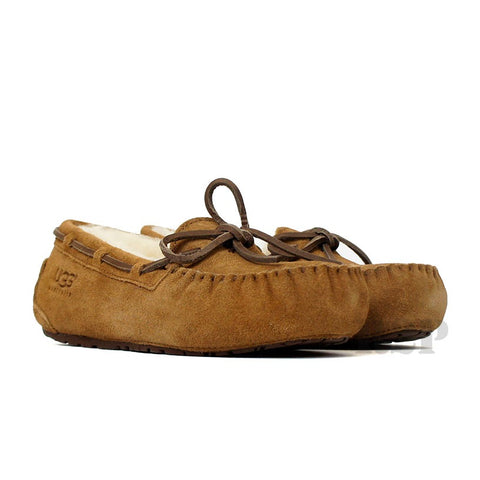 UGG Australia Dakota (Chestnut) Kids Slipper 5296